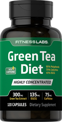 Green Tea Diet with Caffeine