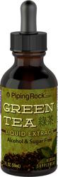 Extrait liquide de thé vert 2 fl oz (59 mL) Compte-gouttes en verre