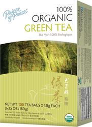 Buy Organic Green Tea Bags 100 Bags