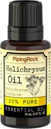 ヘリクリサム 純度 100% エッセンシャル オイル 1/2 fl oz (15 mL) スポイト ボトル