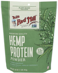 Hemp Protein Powder 16 oz