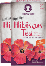 Hibiscus Tea 2 Boxes x 20 Tea Bags