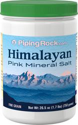 Himalaya-Mineralsalz, rosa 26.5 oz (750 g) Flasche