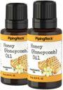 Óleo perfumado de mel (favos de mel) 1/2 fl oz (15 mL) Frasco conta-gotas