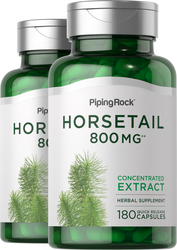 Horsetail 800 mg 180 Capsulessetail