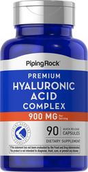 Complejo de ácido hialurónico 90 Cápsulas de liberación rápida