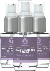 Hyaluronisch zuurserum 1 fl oz (30 mL) Pompflacon