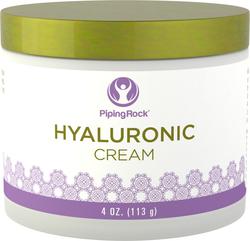 Creme hialurónico 4 oz (113 g) Boião