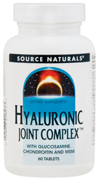 Hyaluronic Joint Complex, 60 Tabs