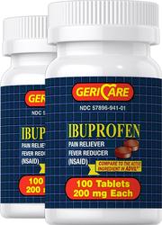 Buy ibuprofen 200 mg 100 Tablets