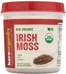 Irish Moss Powder (Organic), 8 oz