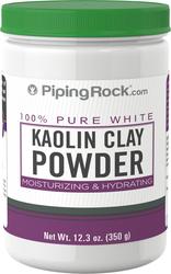 Tanah Liat Kaolin (Putih) 12.3 oz (350 g) Botol