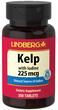 Kelp with Iodine, 225 mcg, 250 Tabs