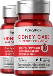 Kidney Care Cleanse 60 Kapseln mit schneller Freisetzung