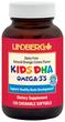 DHA Omega-3 pour enfants à croquer (crème à l' orange naturelle) 120 Capsules