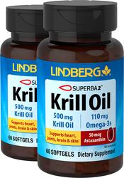 Olio di krill  60 Capsule molli
