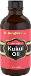 Buy Pure Kukui Oil for Skin 4 fl oz (118 mL) Bottle