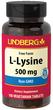 L-Lysine 100 Comprimés végétaux