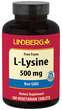 L-Lysine 250 Comprimés végétaux