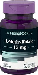 Comprimés de L-méthylfolate 1000mcg 60 Gélules à libération rapide