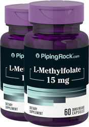 L-Methylfolate 60 Quick Release Capsules