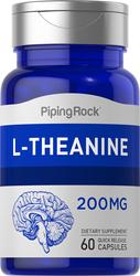 L-Theanin  60 Kapseln mit schneller Freisetzung