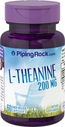 L-Theanine 200mg 60 Capsules