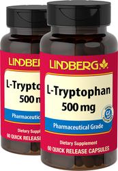 L-Tryptophan  60 Kapseln mit schneller Freisetzung