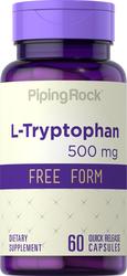 L-Tryptophane 60 Gélules à libération rapide