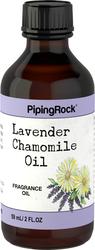 Óleo perfumado de lavanda e camomila 2 fl oz (59 mL) Frasco