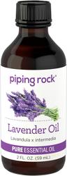 100% Pure Essential Lavender Oil 2 fl oz (59 ml) Bottle