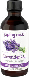 100% Pure Essential Lavender Oil 2 fl oz (59 ml) Bottle