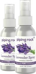 Lavender Spray 2.4 fl oz (71 mL) 2 Bottles