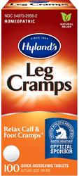 Leg Cramps 100 Tablets