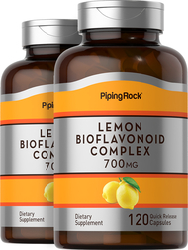 Citrus-Bioflavonoide-Komplex 120 Kapseln mit schneller Freisetzung