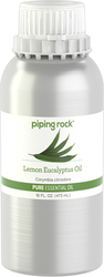Lemon Eucalyptus Pure Essential Oil (GC/MS Tested) 16 fl oz (473 mL) Canister