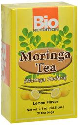 Moringa mit Zitronentee (Bio) 30 Teebeutel