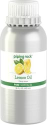 Olio essenziale puro al di limone 16 fl oz (473 mL) Contenitore in metallo