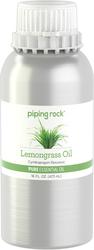 Huile essentielle pure à la citronnelle (GC/MS Testé) 16 fl oz (473 mL) Bidon