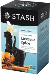 Licorice Spice Herbal Tea 20 Tea Bags