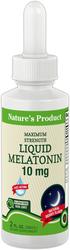 Tekući melatonin (iz prirodnih bobica) 2 fl oz (59 mL) Bočica s kapaljkom