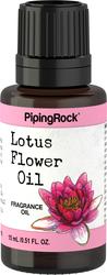 Aceite con fragancia de flor de loto 1/2 fl oz (15 mL) Frasco con dosificador
