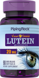 Buy Lutein 20 mg with Zeaxanthin 90 Softgels