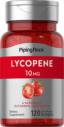 Buy Lycopene 120 Softgels