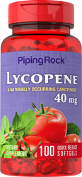 Lycopene 40mg 100 Softgels