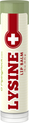 Bálsamo para os lábios de lisina 0.15 oz (4 g) Tubo