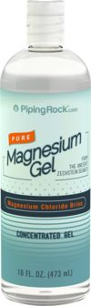 Magnesium Gel Tubuh 16 fl oz (473 mL) Botol