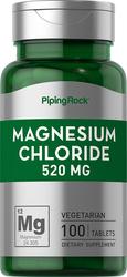 Magnesium Chloride 520mg 100 Tablets