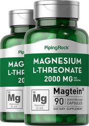 L-Thréonate de Magnésium Magtein 90 Gélules à libération rapide