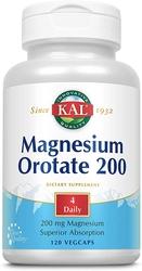 Orotato de magnesio 120 Cápsulas vegetarianas
